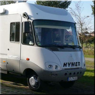 Austausch der Windschutzscheibe für Hymer S-Klasse  Wohnmobil