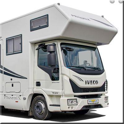 Windschutzscheibe für Phoenix Alkoven Eurocargo 2015- Wohnmobile