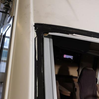 Windschutzscheibenerneuerung Wohnmobil Bürstner Viseo Vollintegriert