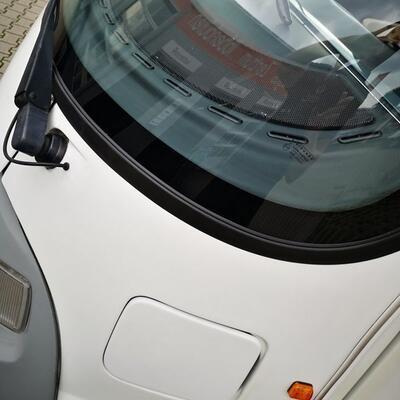 Windschutzscheibe ersetzen Knaus Travelliner TL640 Bj: 2000 Ibb Autoglas Zentrum Ibbenbüren