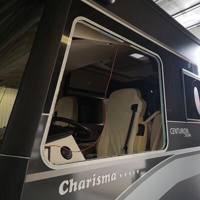 Windschutzscheibe und Seitenfenster Concorde Charisma III ab Baujahr 2013-