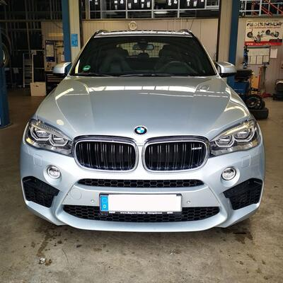 Ersatz Windschutzscheibe BMW X5 M-Ausführung