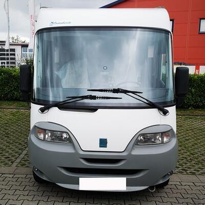 Windschutzscheibe ersetzen Knaus Travelliner TL640 Bj: 2000 Ibb Autoglas